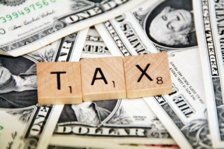 Do I have to pay taxes on profit or interest earned by my company?