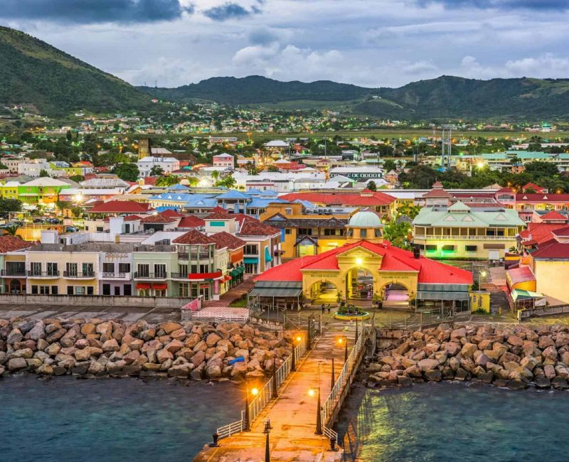 ST Kitts and Nevis Offshore Bank Account